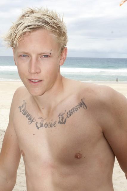 All Australian Boys: Cory - The Men of Gay Porn 2